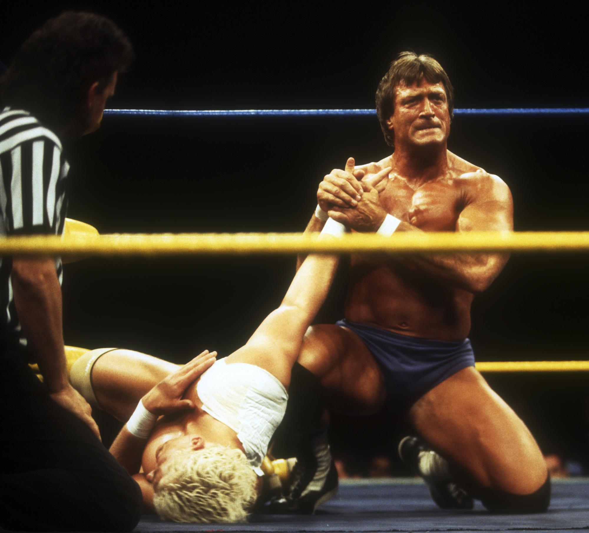 Paul Orndorff, former WWE star 'Mr. Wonderful,' dies at 71