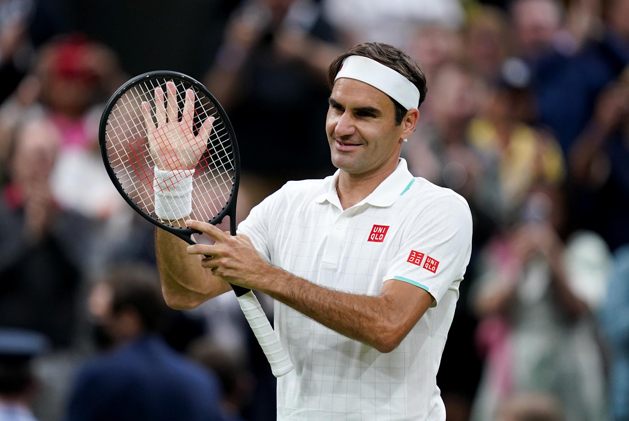 Injury setback forces Federer out of Olympics