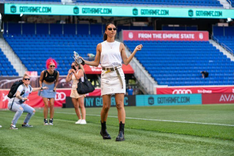 Why many NWSL players are arriving in style