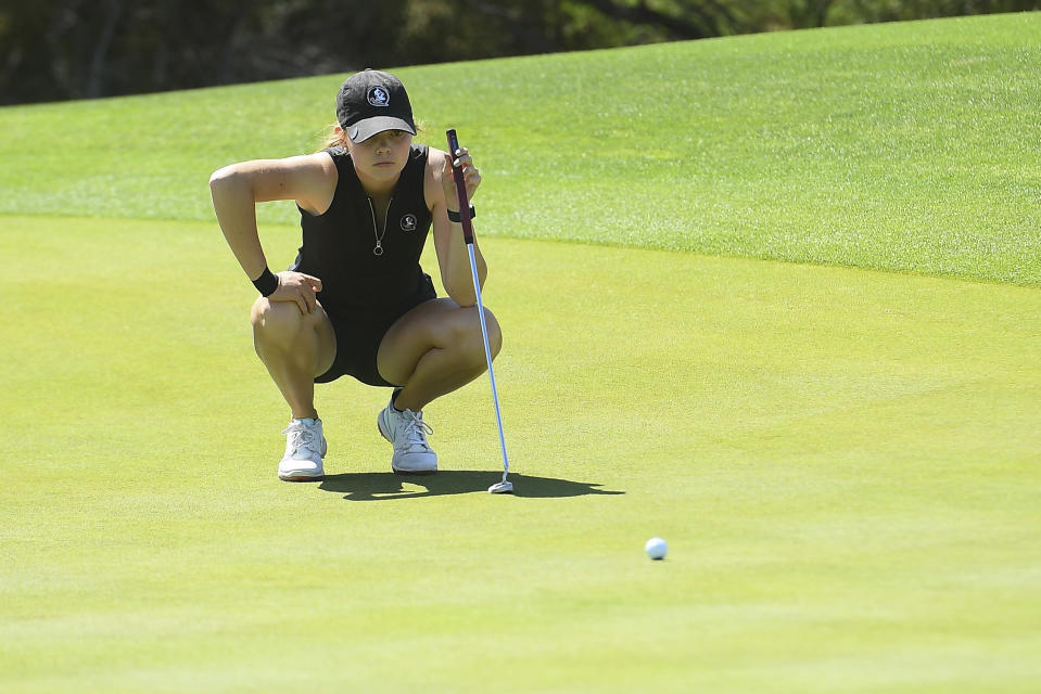 Not yet 19, nine collegians tee it up at U.S. Girls' Junior this week for a last shot at junior glory