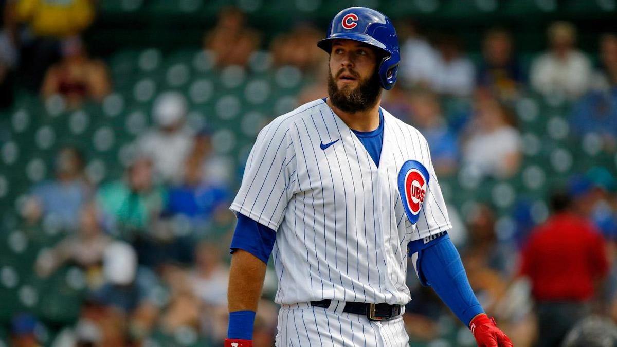 Cubs' David Bote lands on injured list after freak ankle injury