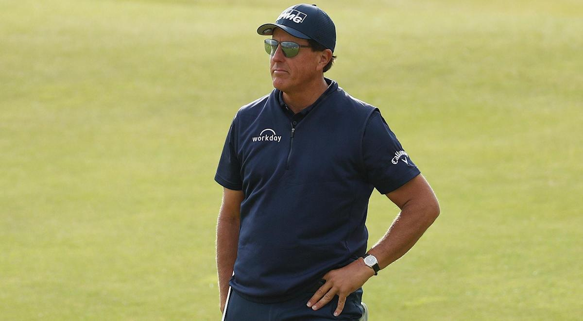 Phil Mickelson wants to make Ryder Cup team but 'of course' would accept assistant role