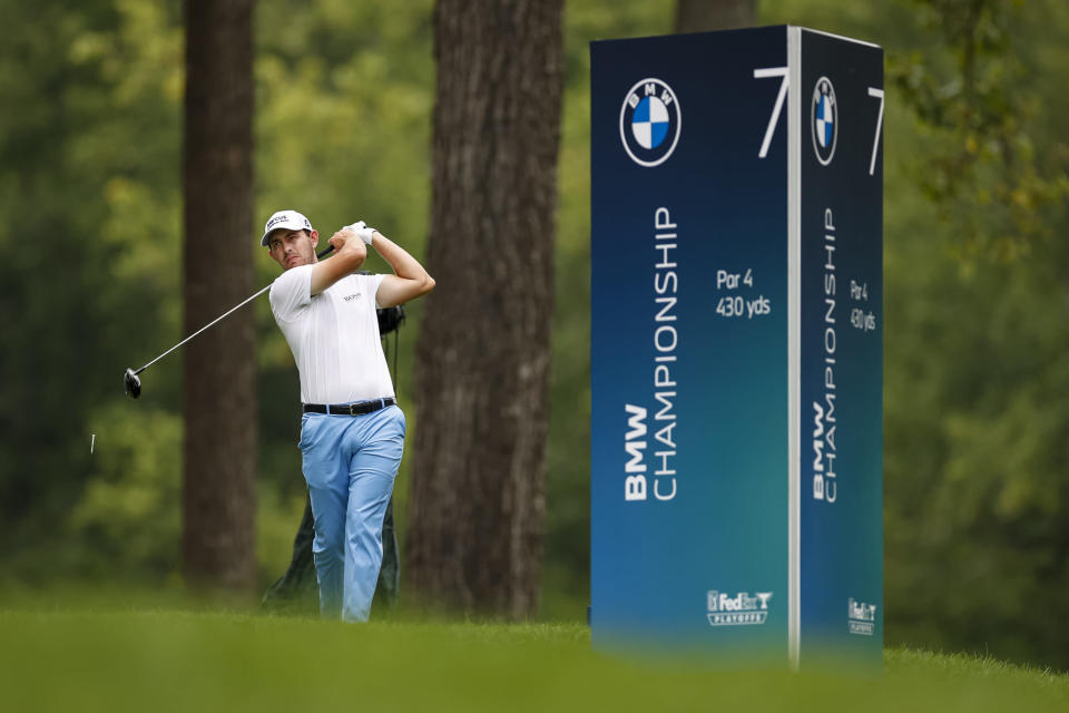 Cantlay outduels DeChambeau in playoff thriller
