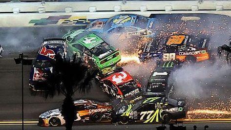 Daytona winners and losers