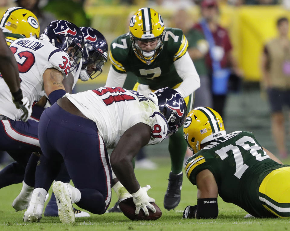 PackersWire predicts whether former Badger Cole Van Lanen makes the Packers roster