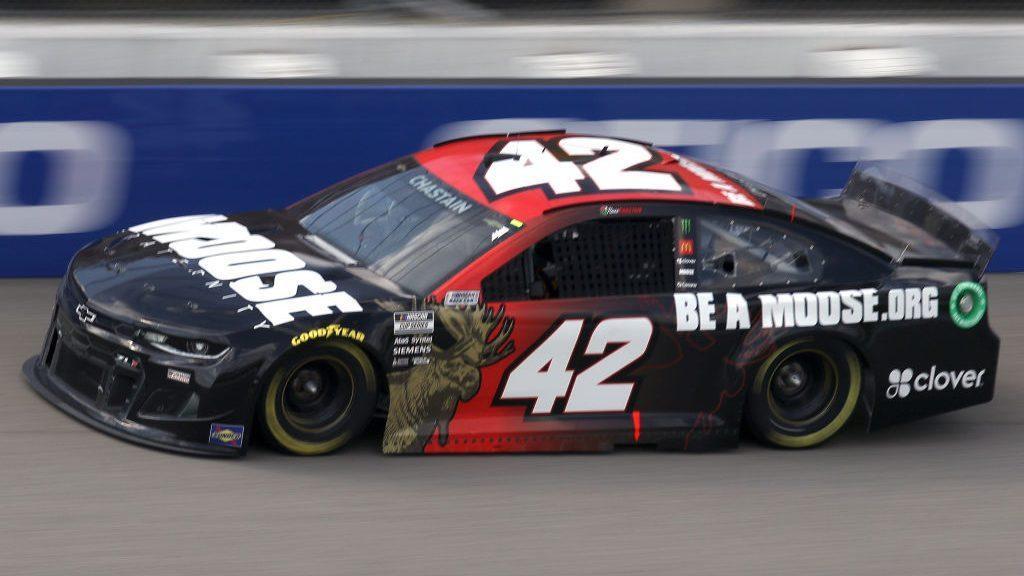 NASCAR penalty report: Michigan, WWT Raceway