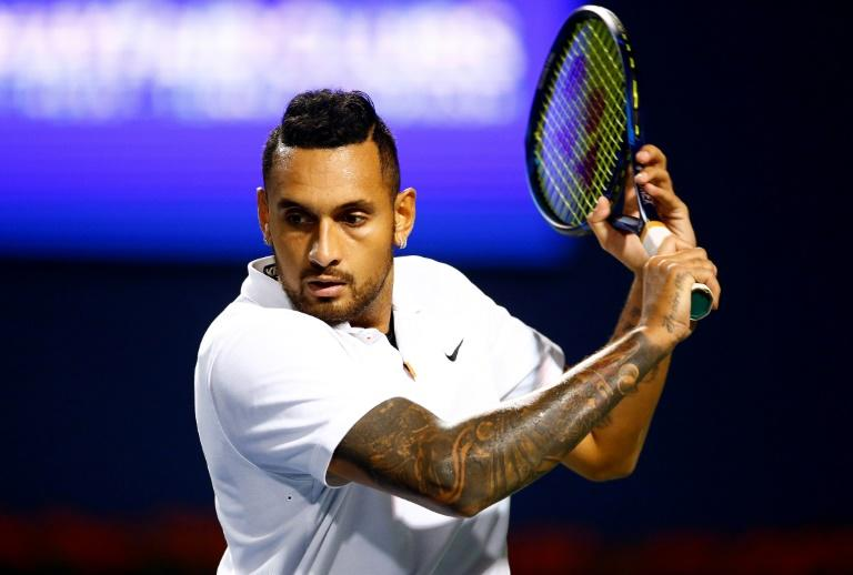 Murray routs lucky loser, Kyrgios withdraws from Winston-Salem