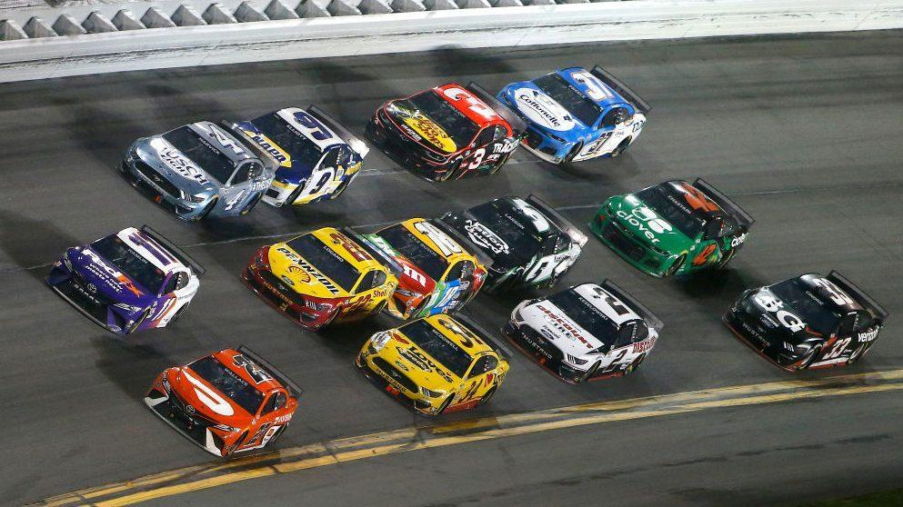 Daytona entry lists for Cup, Xfinity