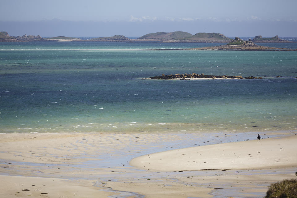 Beautiful Pentle Bay - might it inspire another painting from Kate? (Getty Images)