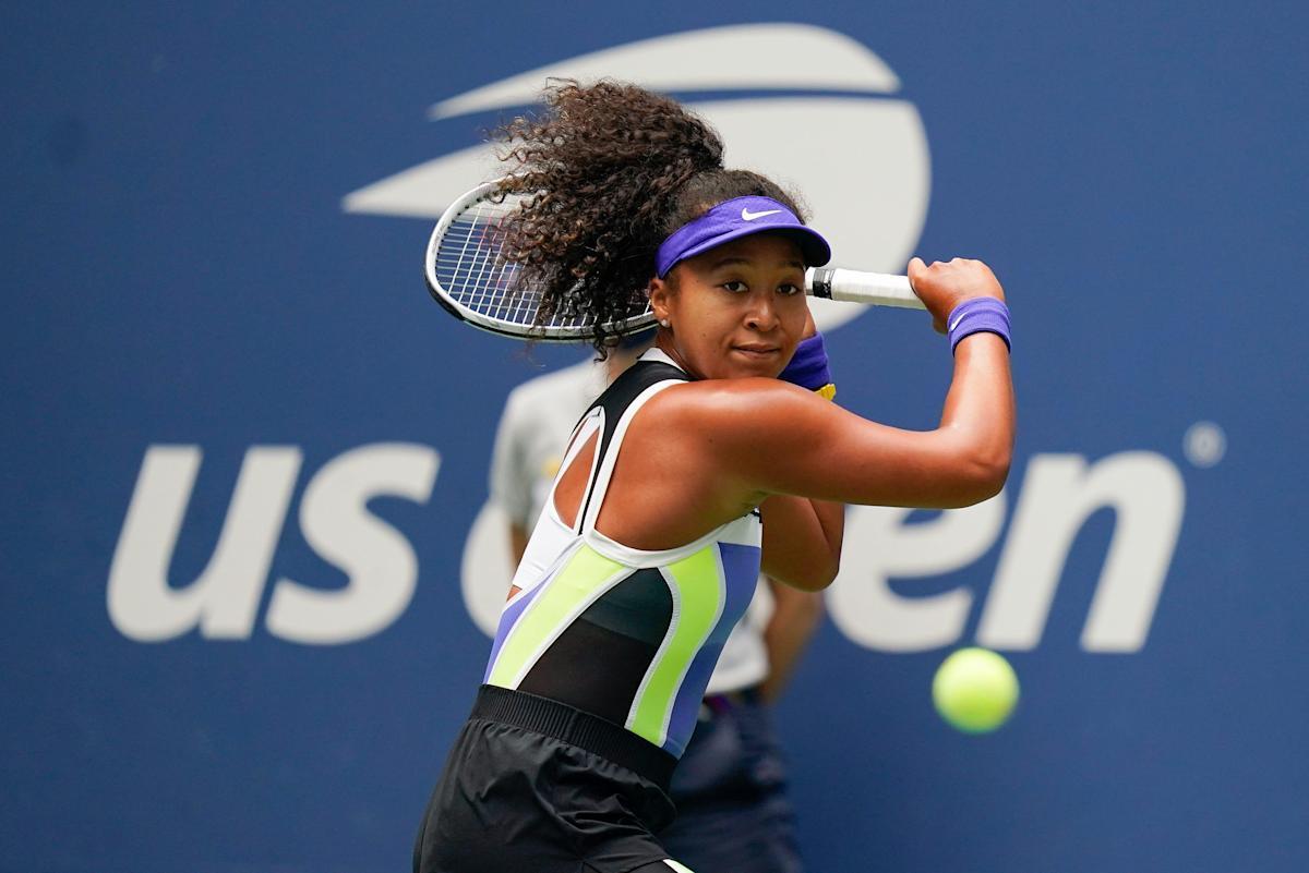 Naomi Osaka looks to 'celebrate myself and my accomplishments more' at US Open