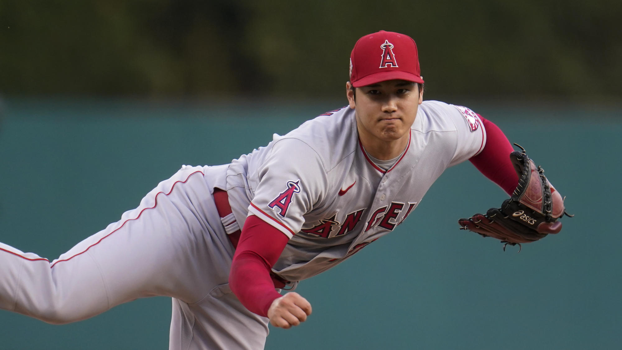What did Shohei Ohtani do this week? Hit his 40th homer while pitching a gem