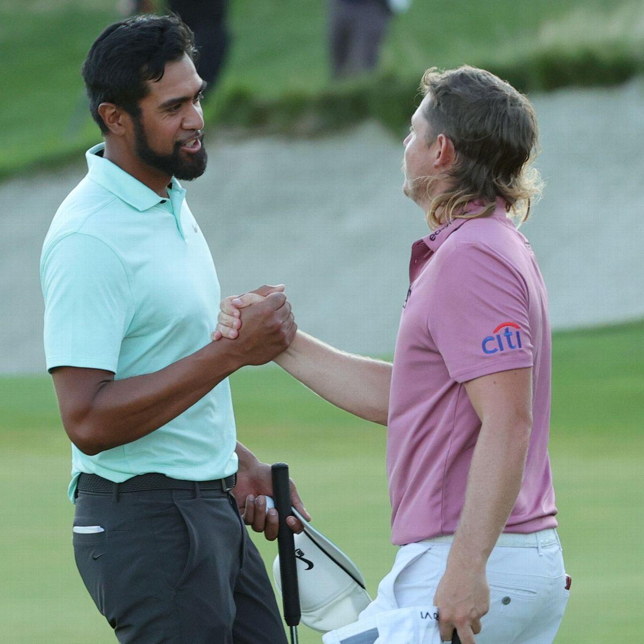 Why Tony Finau didn't let 1,975 days between PGA Tour wins discourage him