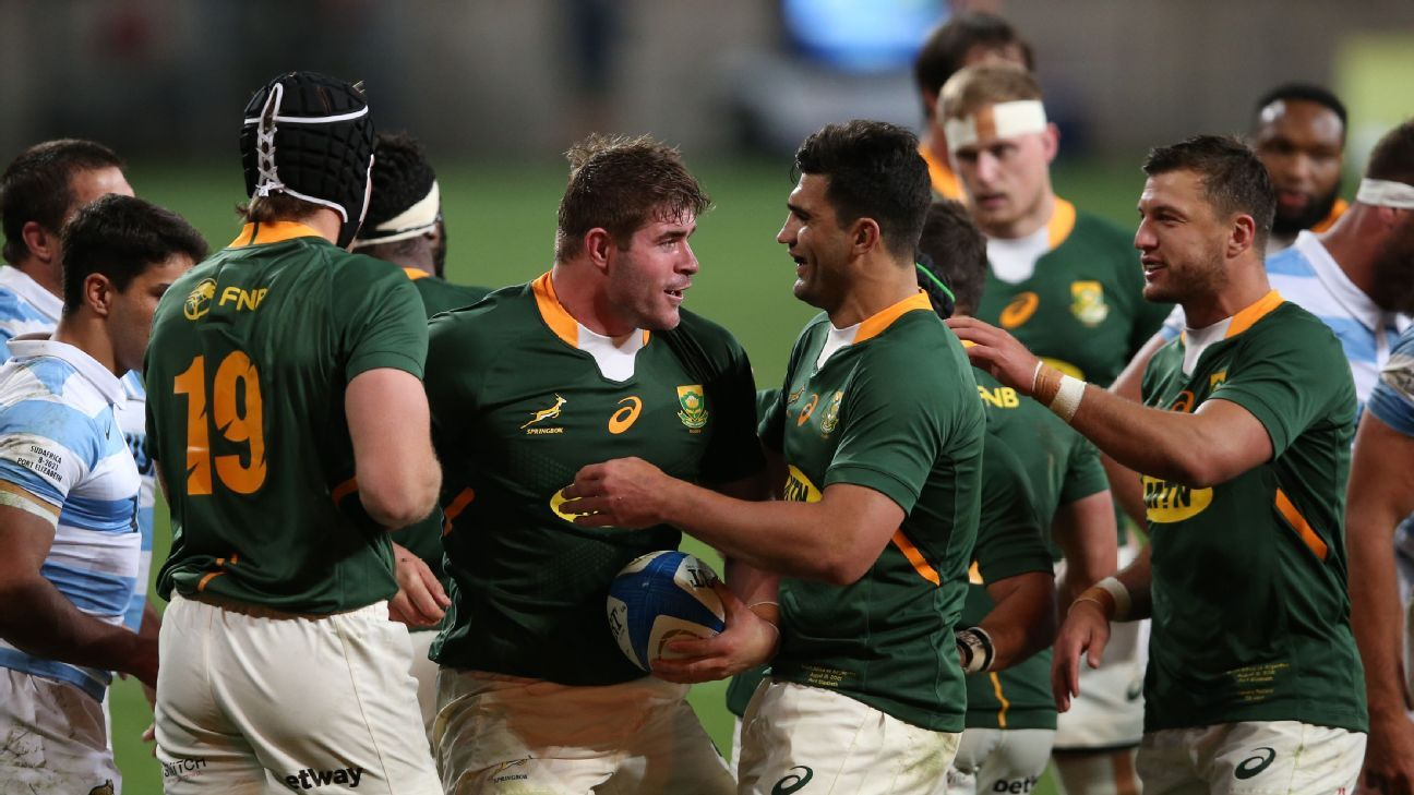 Australia to host Rugby Championship