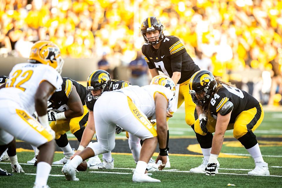 Predicting every Big Ten college football game in Week 4