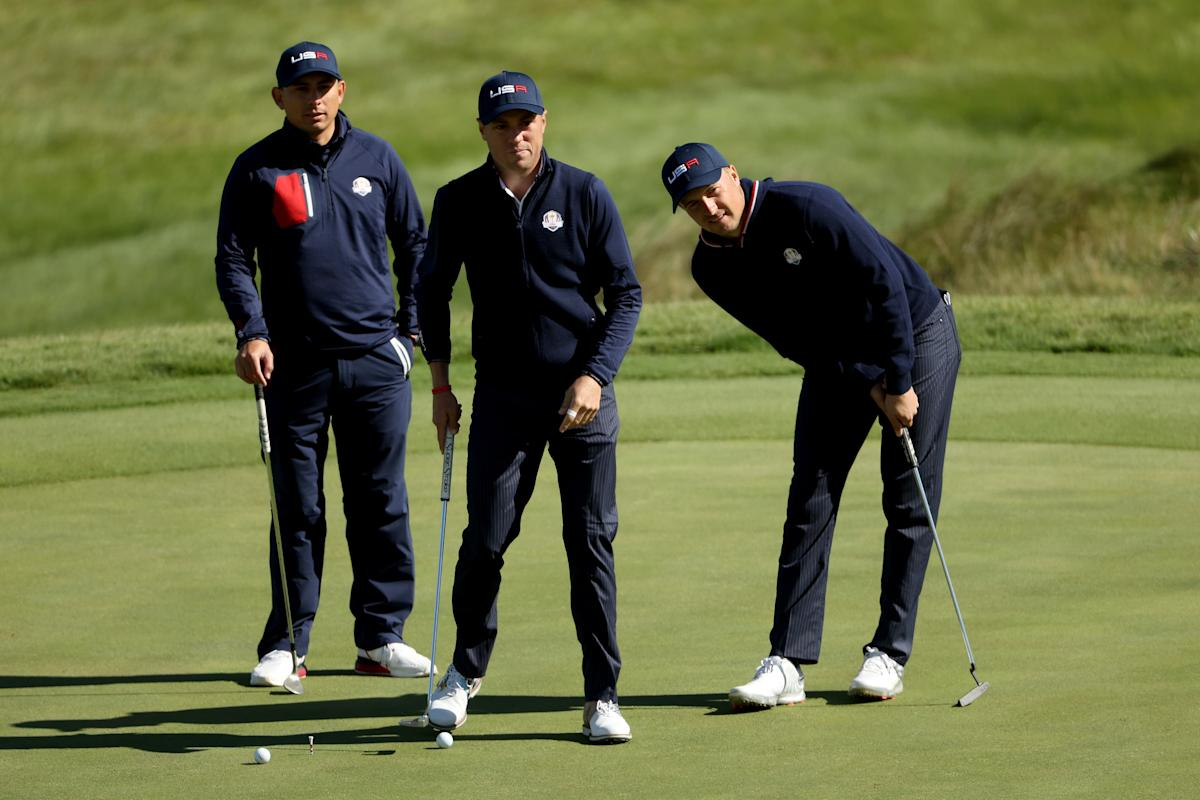 Bettors love Team USA's chances at Ryder Cup