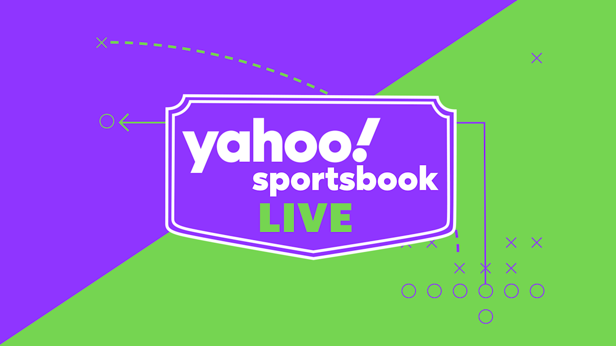 Watch 'Sportsbook Live' for DFS and wagering insights