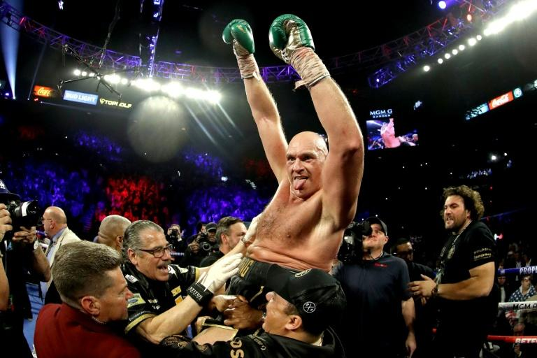 Fury wary of 'make-or-break' Wilder as trilogy bout looms