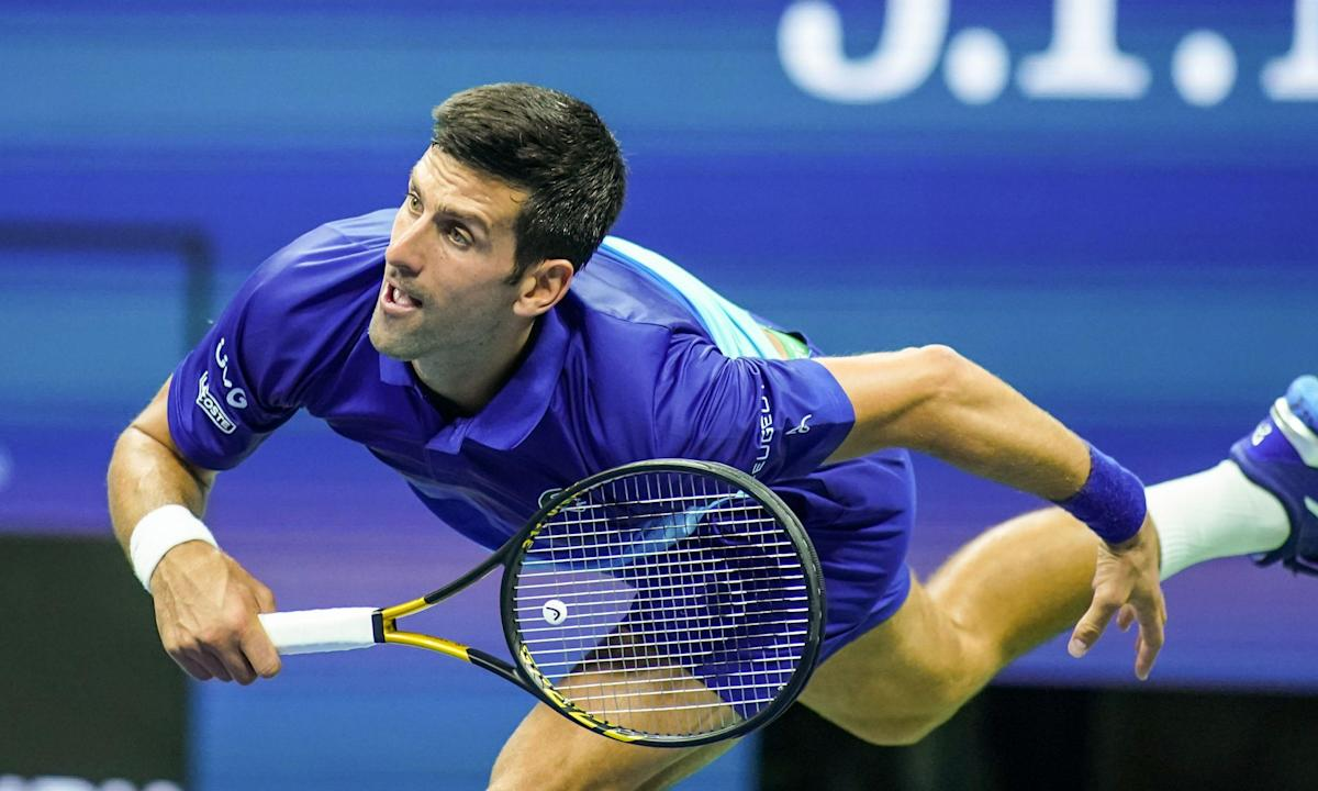 Novak Djokovic tunes out crowd to move past Holger Rune and US Open first round