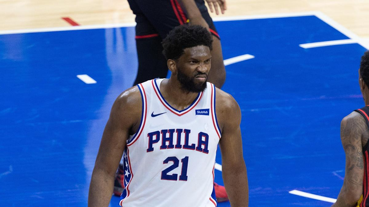 Sixers star Joel Embiid's knee injury is reportedly fully healed