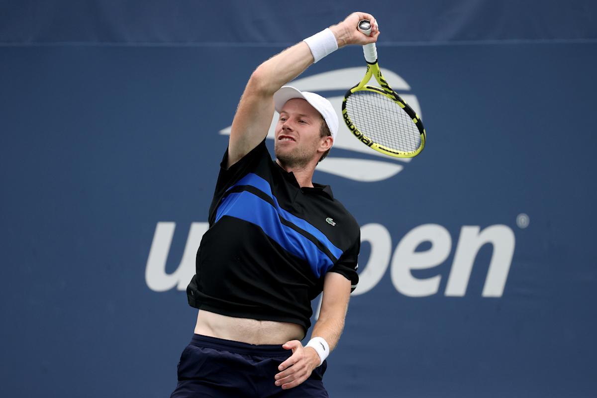 A Ruud awakening: No. 8 seed falls at U.S. Open