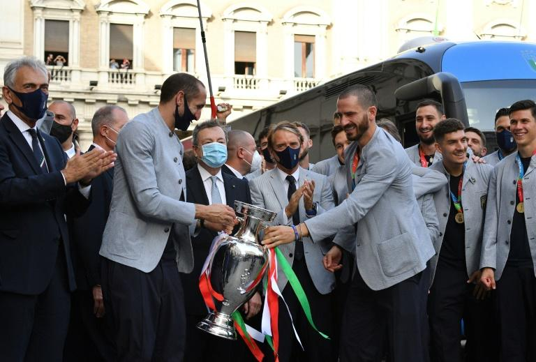Italian FA chief says curbing transfer excesses after pandemic damage