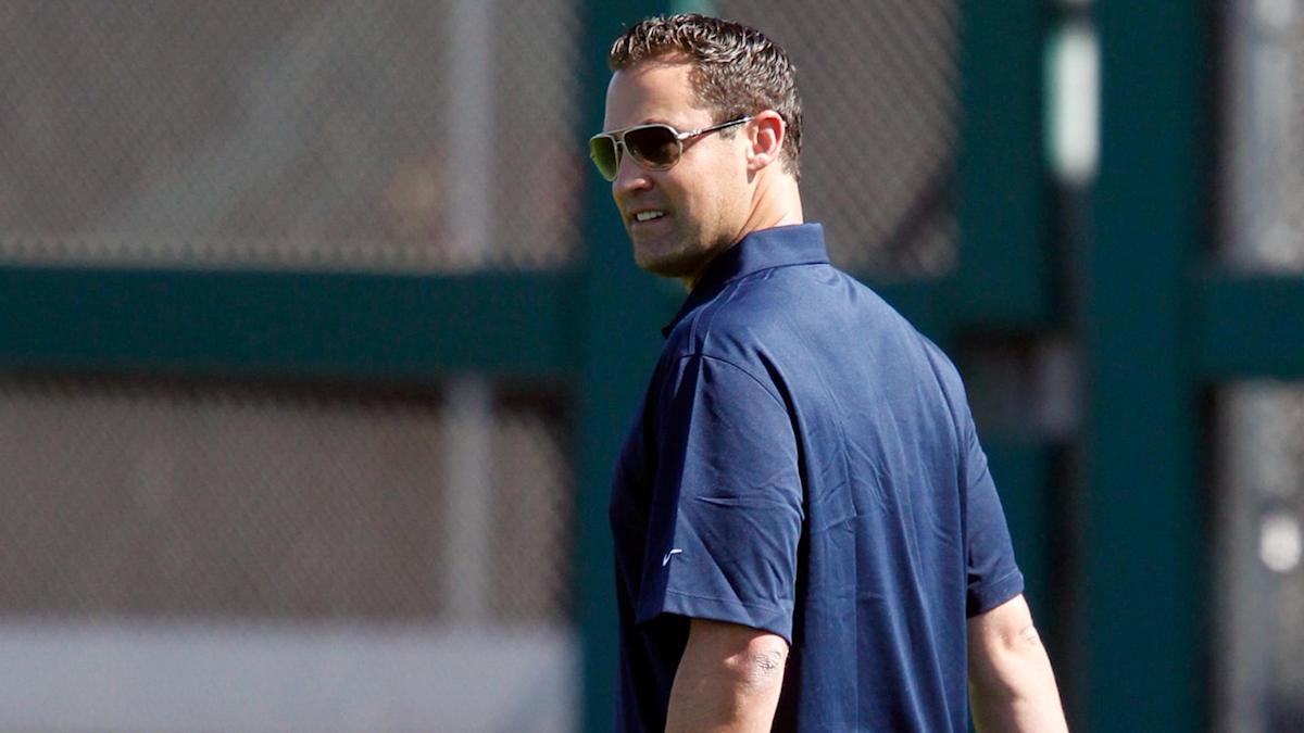 Why Luis Matos is Giants prospect Pat Burrell loves to rave about