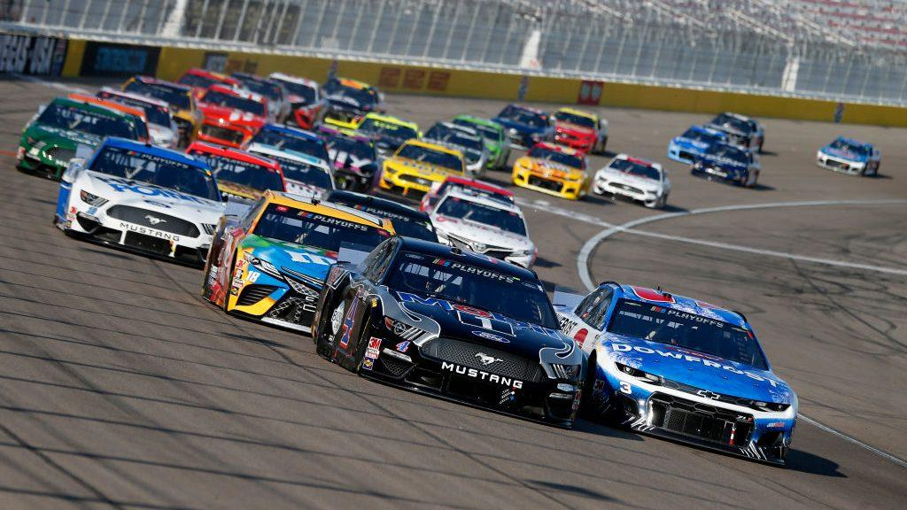 Las Vegas entry lists – Cup, Xfinity, Truck