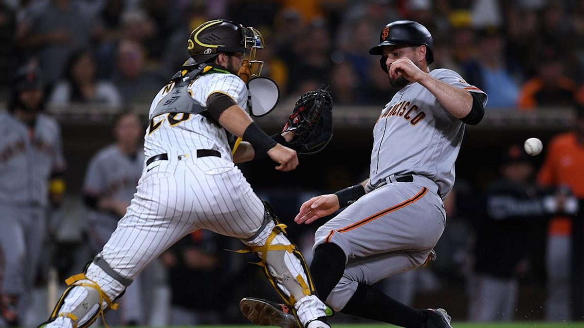 Giants observations: Late heroics finish off 6-5 win vs. Padres
