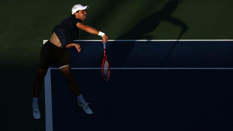 Aslan Karatsev loses opening match at Astana Open