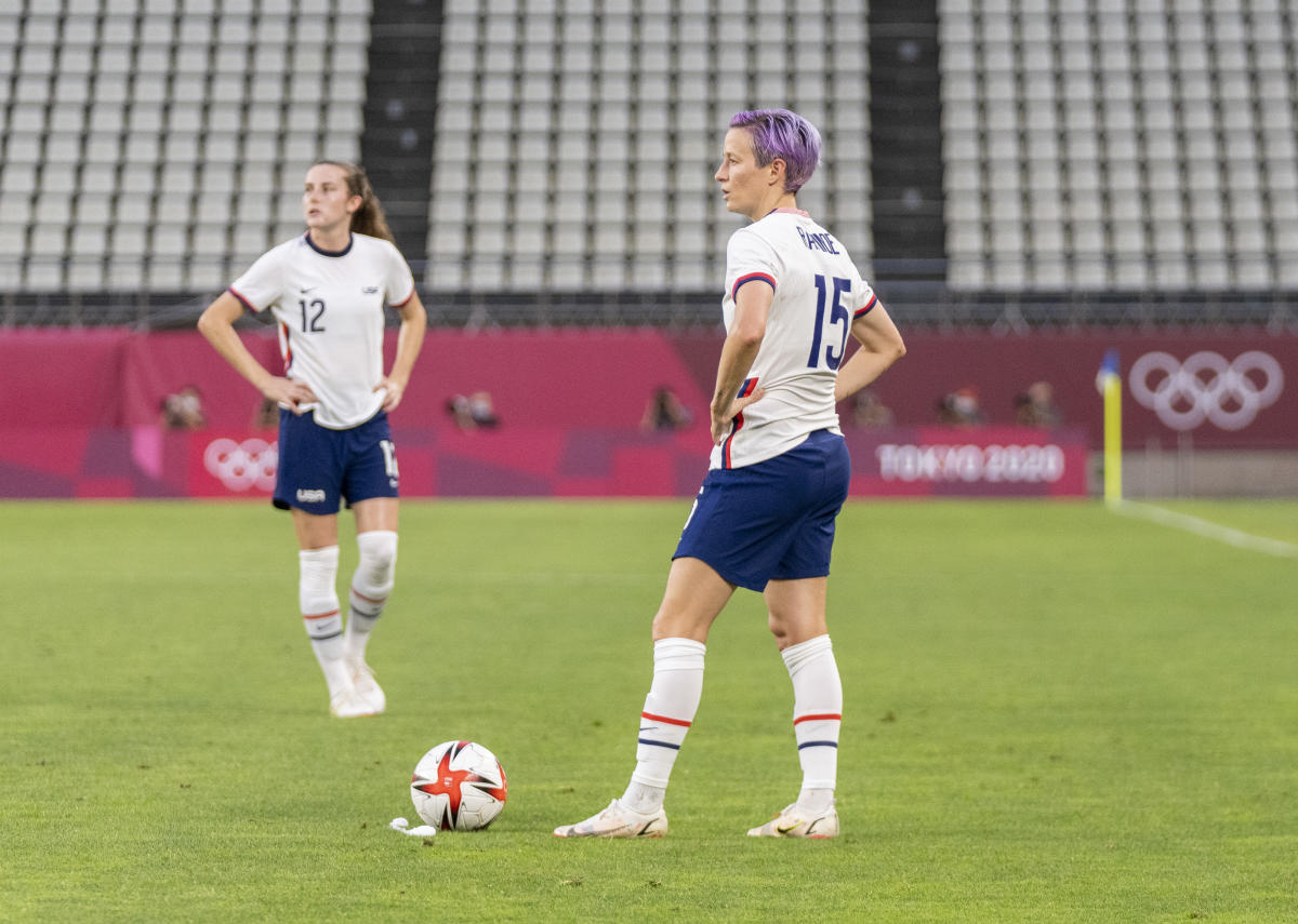 U.S. Soccer takes huge step in equal pay fight