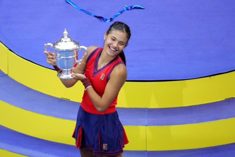 Raducanu's grandmother wanted her to quit tennis after Wimbledon health scare