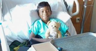 The NASCAR Foundation, Kaulig Giving partner for Speedy Bear Brigade on National Teddy Bear Day