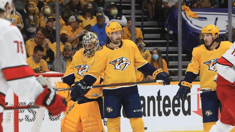 Predators say changes mean a reset not rebuild for franchise