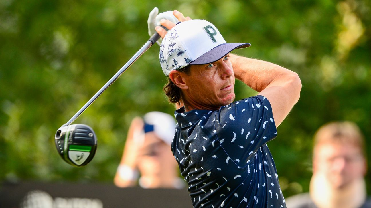 Broberg sets course record again at Dutch Open