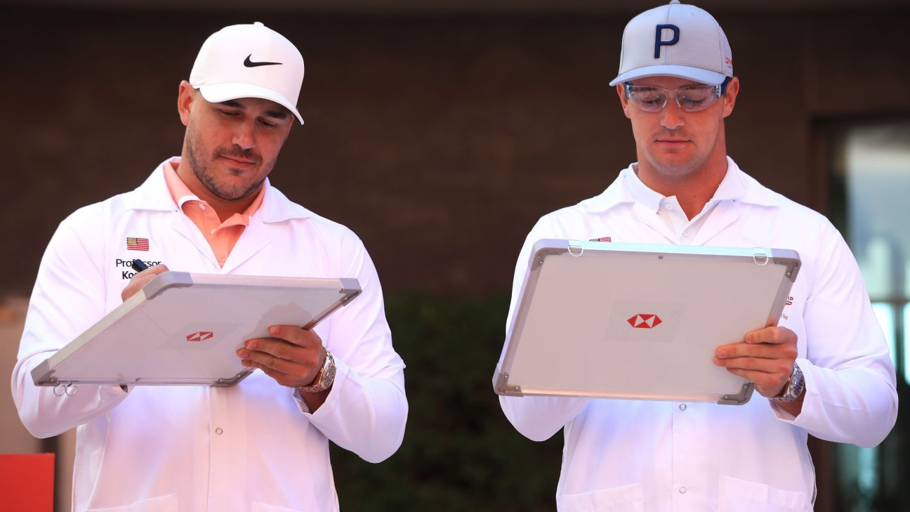 Brooks vs. Bryson: The lapsed fan's guide to the feud that won't end