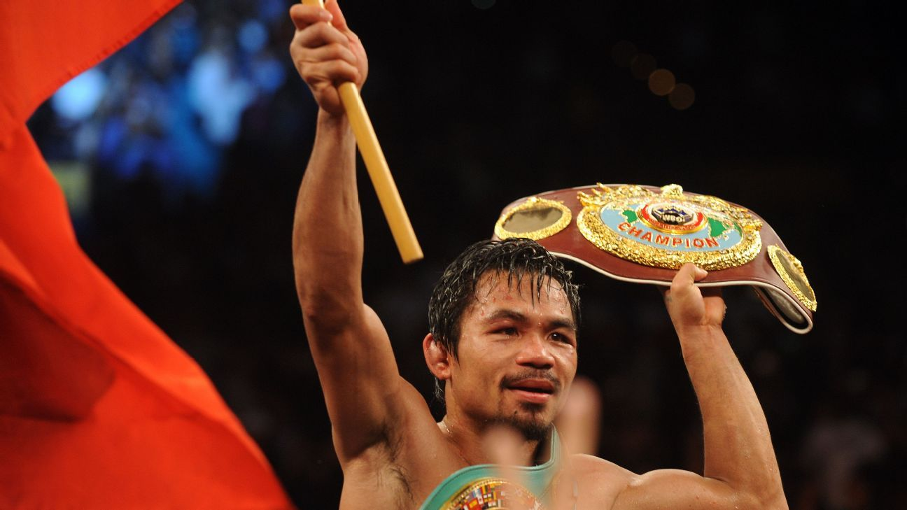 Boxing world reacts to Manny Pacquiao's retirement