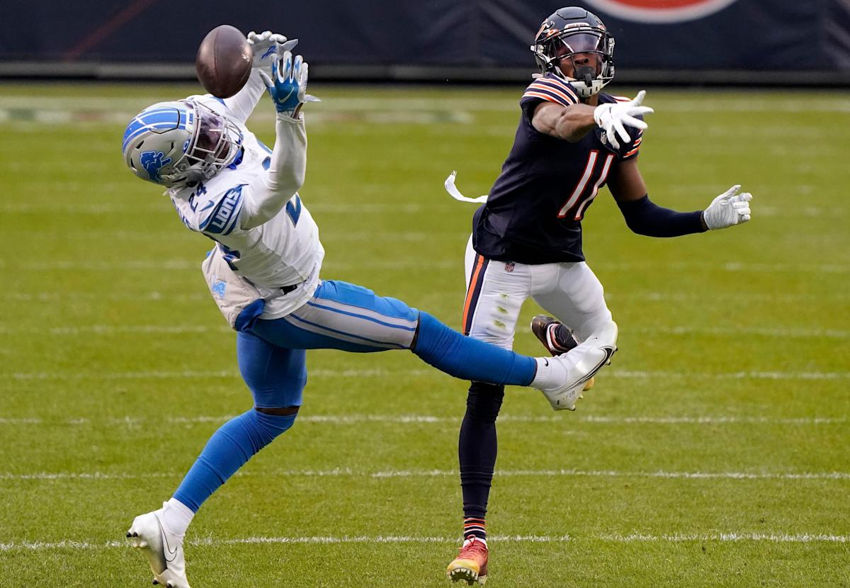Detroit Lions game vs. Chicago Bears: Time, TV channel info, more