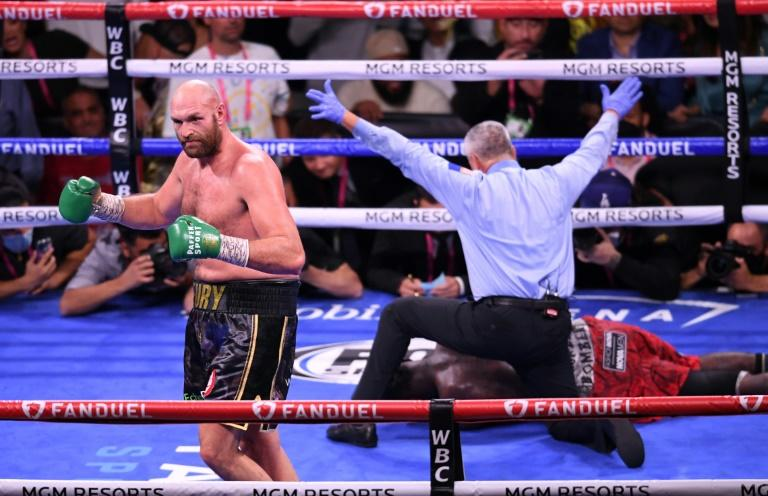 'Best of era' Fury hailed after Wilder classic