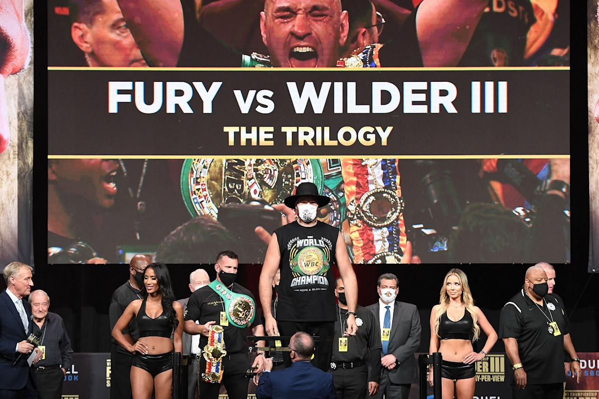 Live results: Tyson Fury vs. Deontay Wilder 3