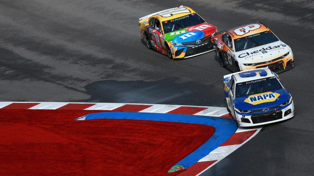 Sunday Charlotte Roval Cup race: Start time, lineup, TV info