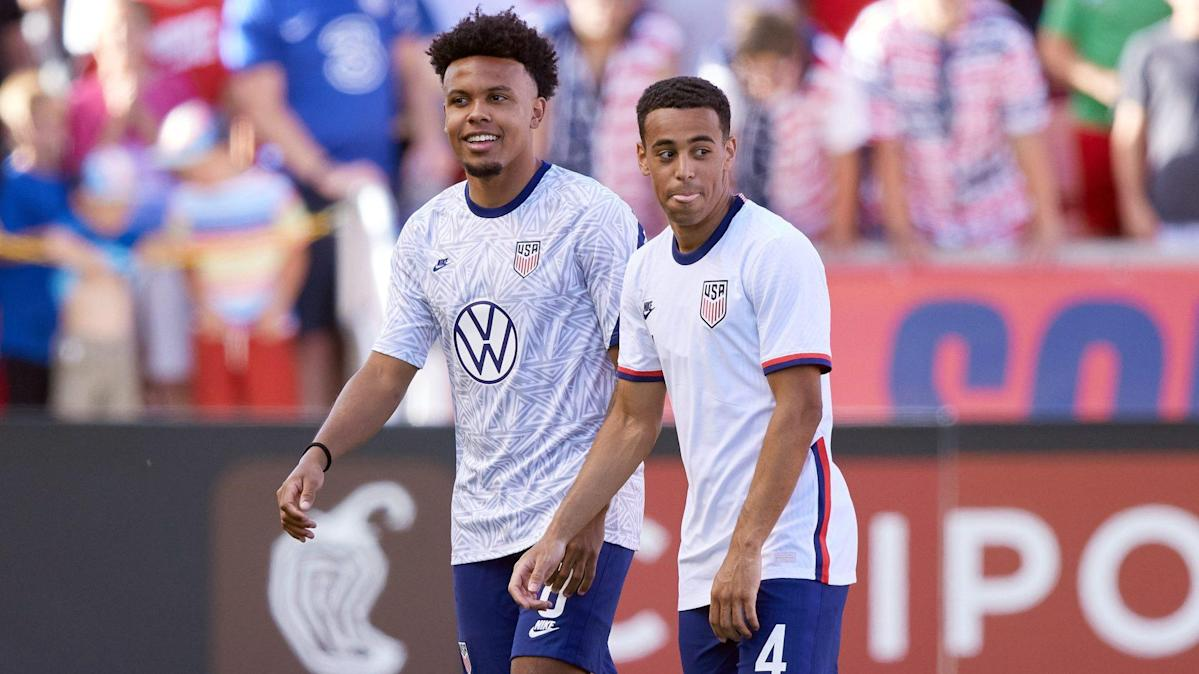 How will USMNT line up for WCQ vs Costa Rica?
