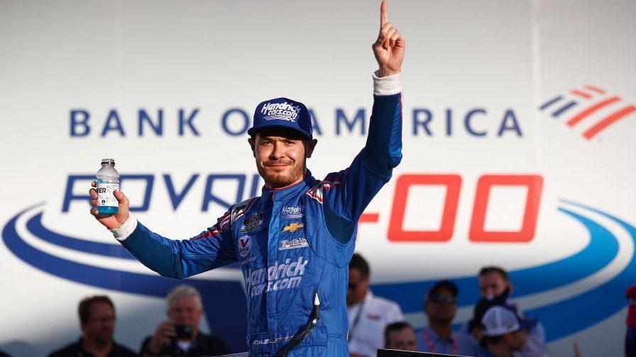 NASCAR Power Rankings: Kyle Larson ascends to top spot