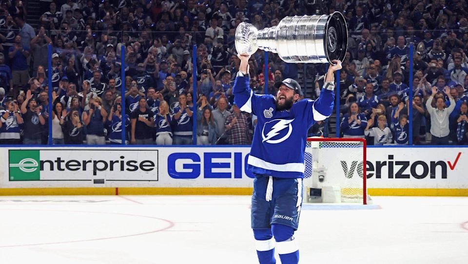 Back-to-back salary cap champion Lightning are envy of NHL