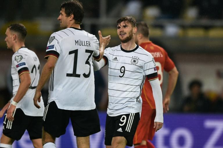 Germany qualify for Qatar 2022 but Belgium made to wait