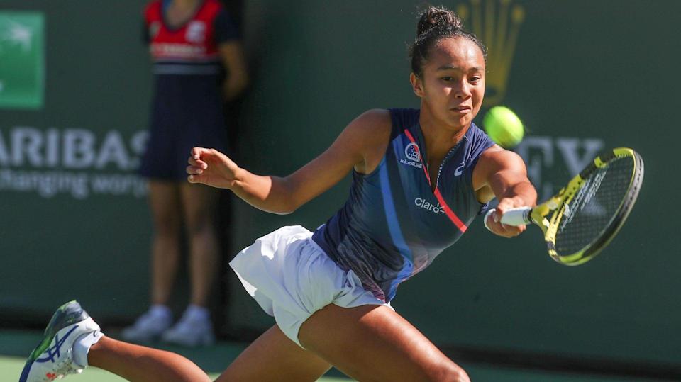 U.S. Open finalist Leylah Fernandez to sit out Billie Jean King Cup