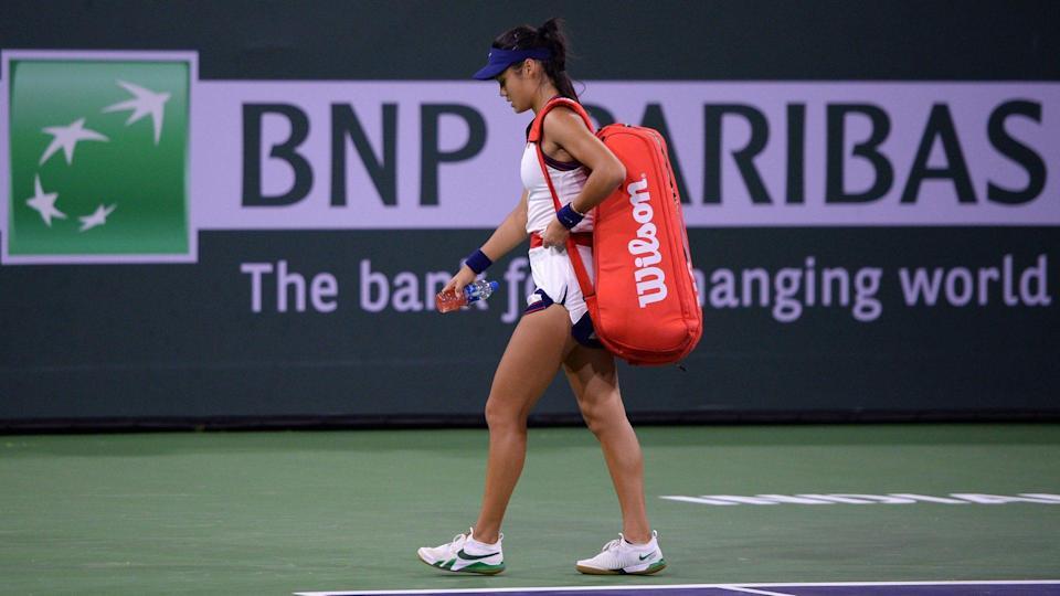 U.S. Open champ Raducanu upset at Indian Wells; Murray wins