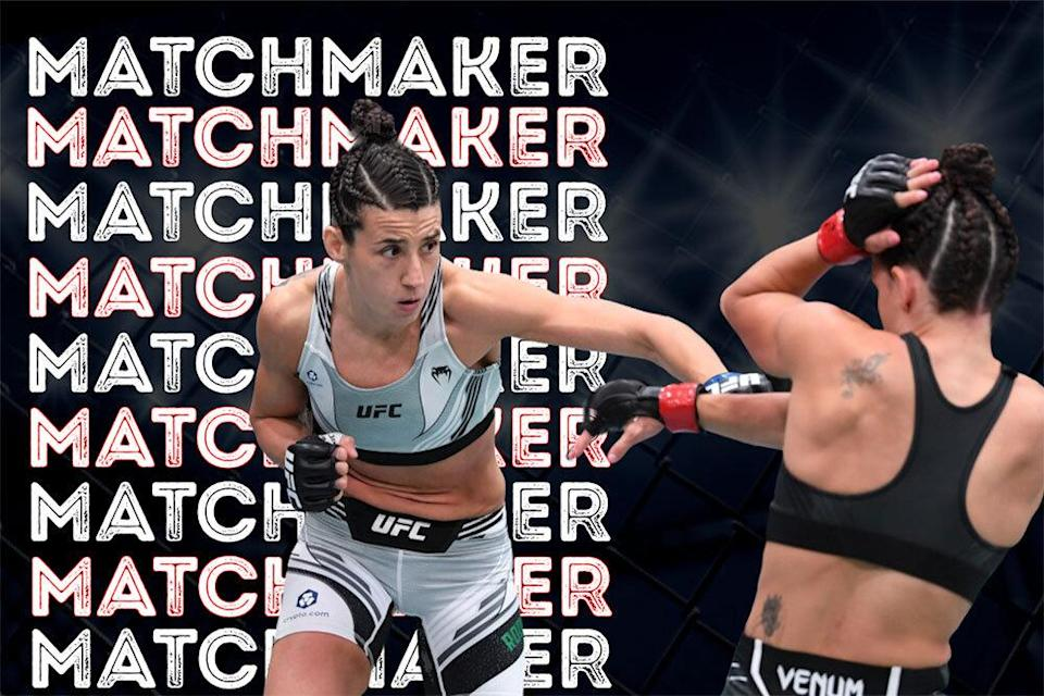 Mick Maynard's Shoes: What's next for Marina Rodriguez after UFC Fight Night 194 win?
