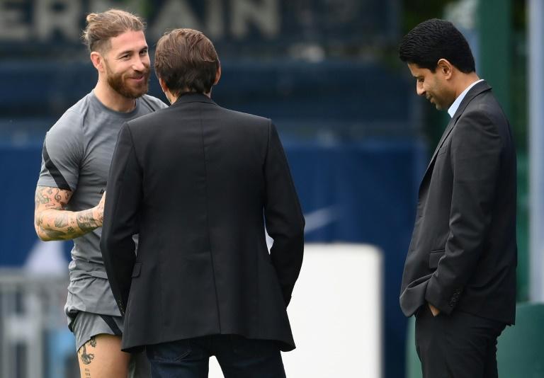 Ramos' PSG return date still unknown, says Pochettino