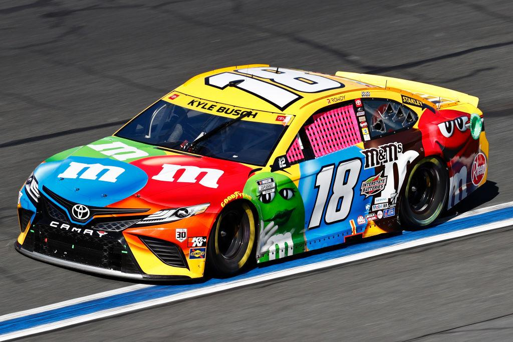 Charlotte Roval penalty report: Kyle Busch's crew chief suspended one race