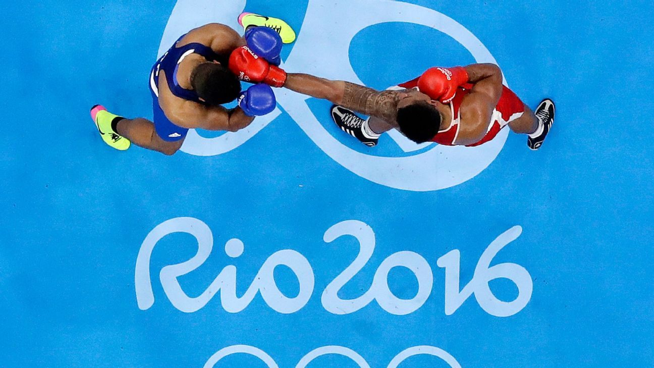 Boxing bouts fixed at Olympics, inquiry finds